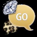 GO SMS - Cheetah Diamonds 3 icon