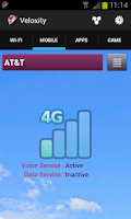 Screenshot of WiFi  |  Mobile Network Speed