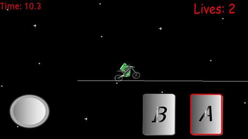 【免費街機App】Space Rider (Lite)-APP點子