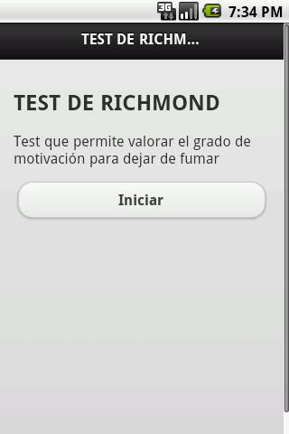 Test de Richmond