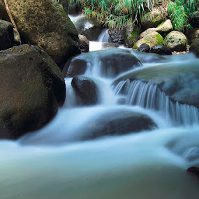 by Taufik Taspa - Landscapes Waterscapes