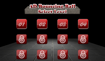 Screenshot of Bouncy Ball 3D Free