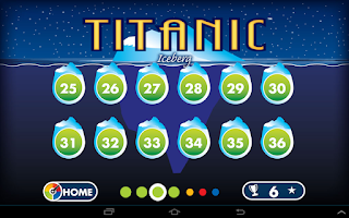 Screenshot of Titanic by SmartGames