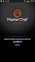 Screenshot of MasterChef Italia