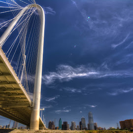West Dallas  by Jason James - City,  Street & Park  Skylines ( Urban, City, Lifestyle )