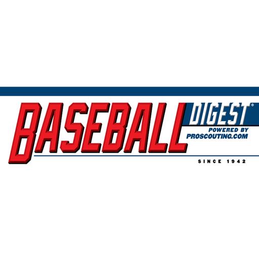 Baseball Digest Magazine LOGO-APP點子