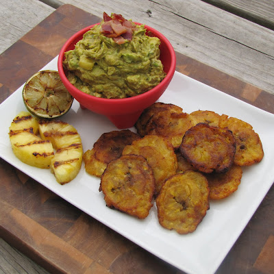 Pineapple Bacon Guacamole