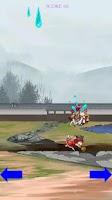 Screenshot of 東方 紫と橙のしとしとパニック~無料暇つぶしゲーム~