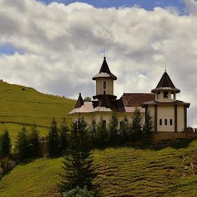 Biserica by Kati Raileanu - Buildings & Architecture Public & Historical