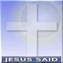 Jesus Said (Ad-Free!) icon