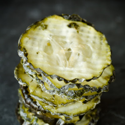 Candied Cucumber – This is No Pickle