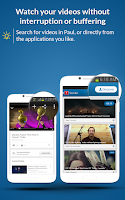 Screenshot of PAUL the app