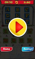 Screenshot of IQ Test