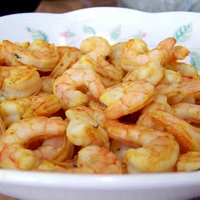 Thai Spiced Barbecue Shrimp