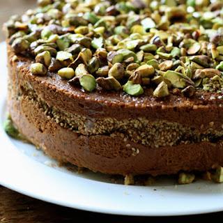 Orange Sesame Cake Recipes