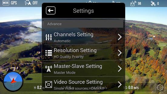 App DJI Lightbridge APK for Kindle
