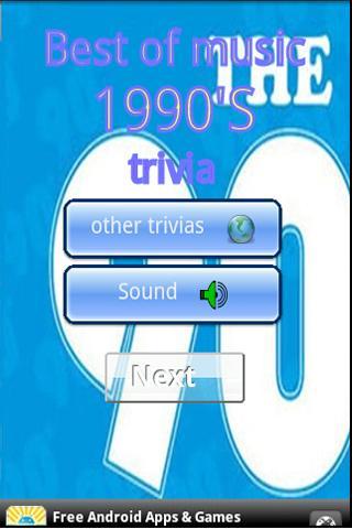 玩免費解謎APP|下載90'Sの音楽トリビア app不用錢|硬是要APP