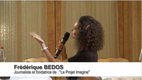 Présentation du Projet Imagine - Frédérique Bedos