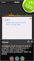 Screenshot of mFISZKI Angielski Słownictwo 6