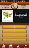 Screenshot of Genius Geography Quiz Lite