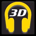3D Sounds illusion icon