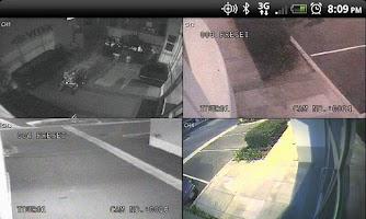 Screenshot of VITEK EH DVR Viewer (Pro)