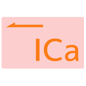 how to open ica file on android