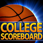 College Basketball Scoreboard+ icon