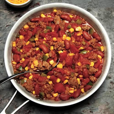 Sausage-Corn Chili
