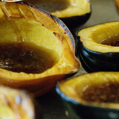 Delicious Baked Acorn Squash