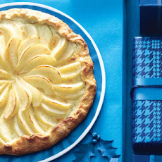 Almond-Pear Galette