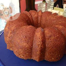 Spiced Baby Food Cake