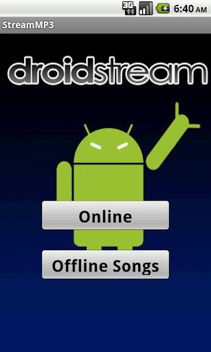 DroidStream