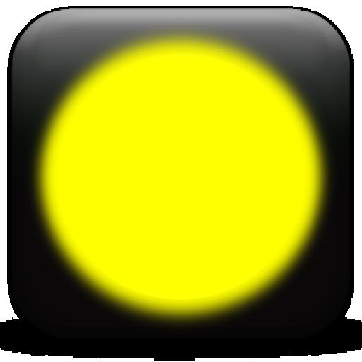 懐中電灯イエローPRO 工具 App LOGO-APP試玩