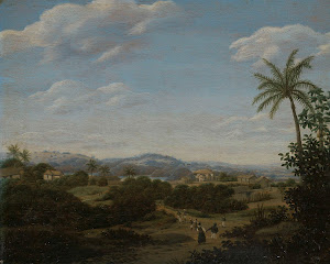 RIJKS: Frans Jansz. Post: Brazilian Landscape 1680