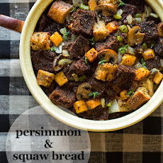 Persimmon and Squaw Stuffing