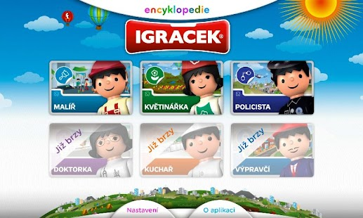 Igráčkopedie - screenshot