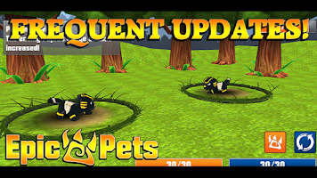 Screenshot of Epic Pets 3D