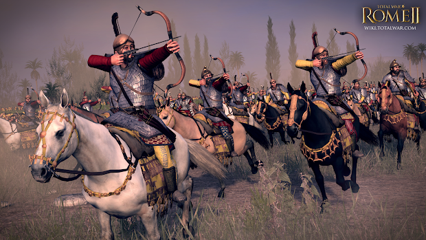 New patch arrives for Total War: Rome II