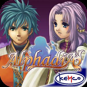Cover art RPG Alphadia