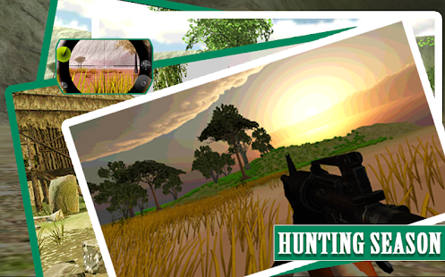 Real Hunting Simulation - screenshot