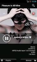 Screenshot of TVlc - Vlc DVD Remote