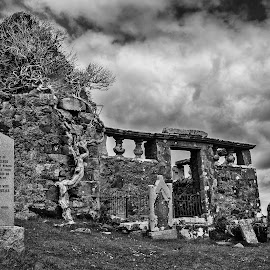 Old Church by Adam Bartoš - Buildings & Architecture Public & Historical ( cill chriosd, scottland, skye, old, church, ruin )