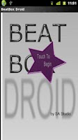 Screenshot of Beat Box Droid