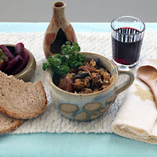 Bigos, or Polish Hunter's Stew