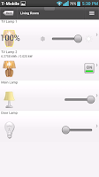 Screenshot of iSmartenit ZigBee INSTEON X10