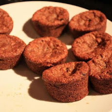 Low Fat Carrot Bran Muffins