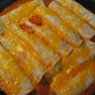 Skillet Enchiladas Recipes
