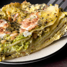 Pesto and Pea Lasagna Recipe