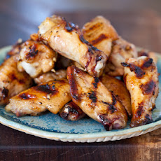 Grilled Honey Miso Wings Recipe